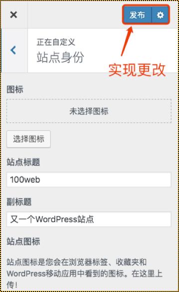 100web自定义